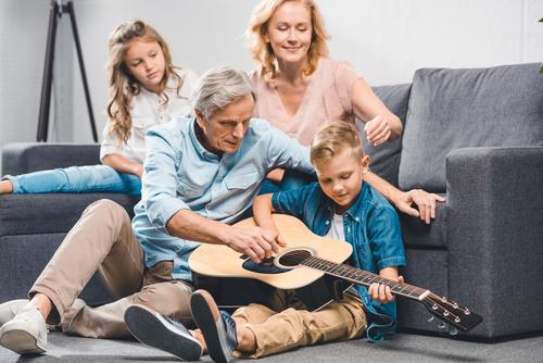 לימודי מוזיקה לילדים