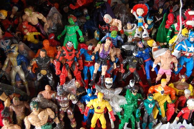 צעצועים רק לבנים?