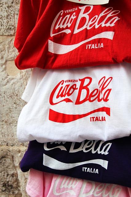 חולצות ממותגות לקידום העסק