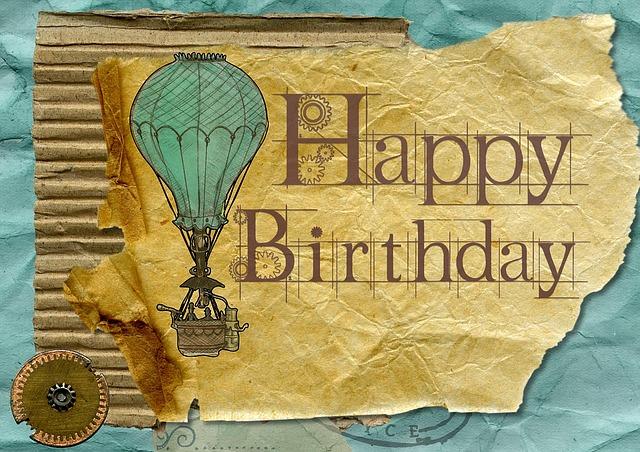 ברכות מקוריות ליום הולדת