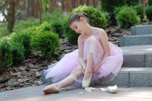 נעלי בלרינה לילדות
