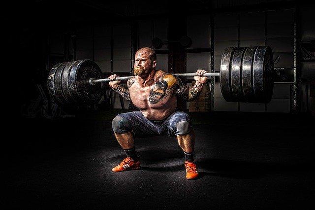 אימון לאיש ברזל